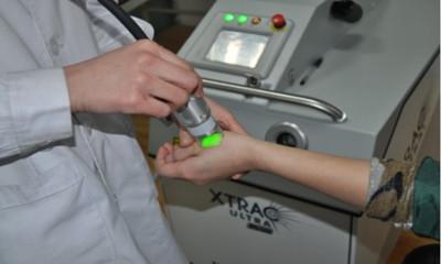 白癜风在手指上可以治疗吗