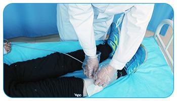 膝盖下面有一点白癜风怎么治疗